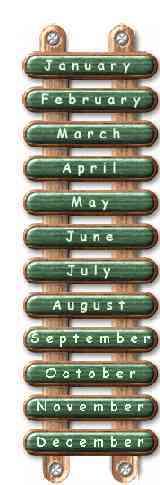 vegetable gardening calendar for each month