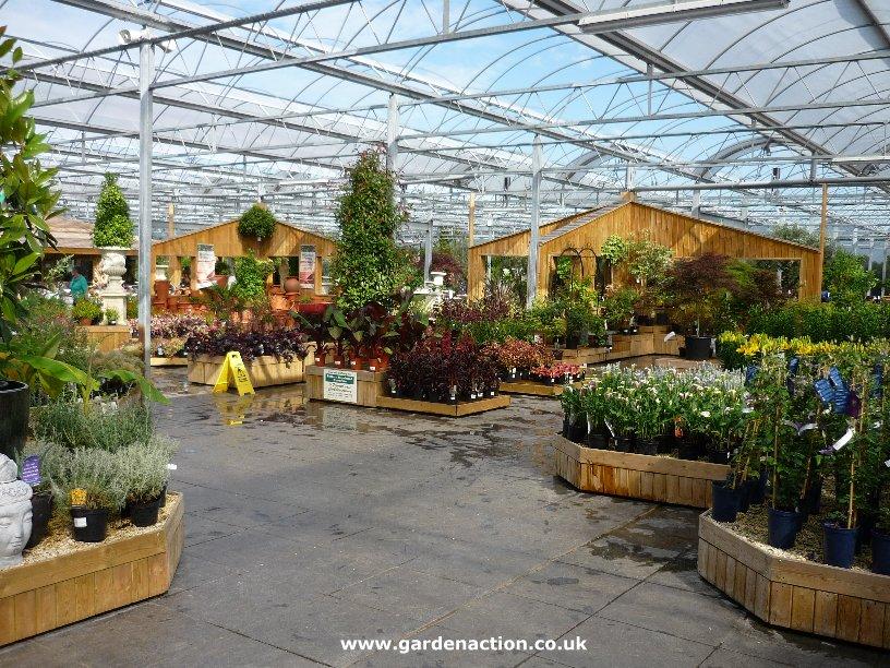 Garden Centre: Barton Grange Garden Centre, Brock
