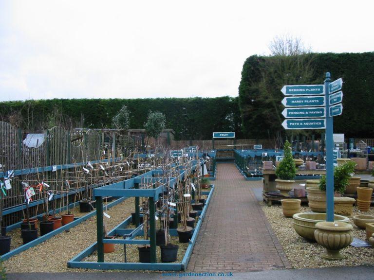 Garden Centre: We Review The Burford Garden Centre