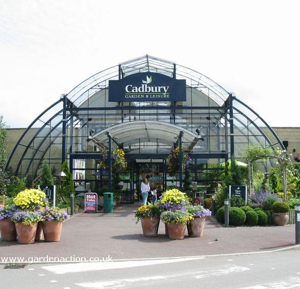 Cadbury World Garden Centre Garden Ftempo
