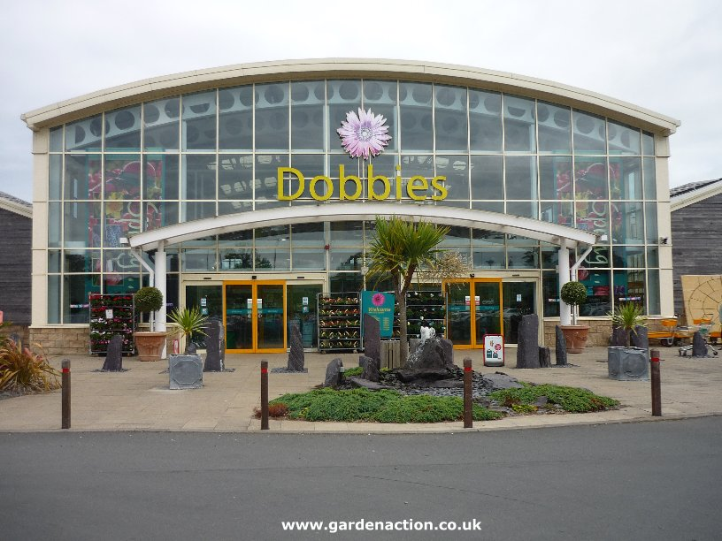 Dobbies garden centre at ayr for Garden centre