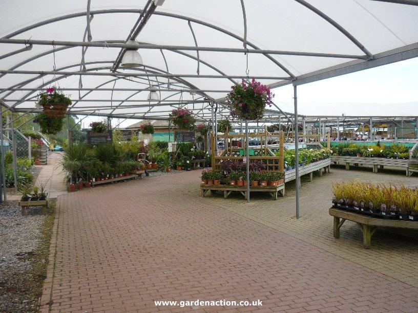 Garden Centre: Dobbies Garden Centre, Dundee, Scotland
