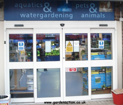 Cafe Aquatics Pets And More Reviewed At Dobbies Edinburgh
