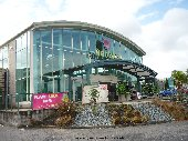 Entrance to Dobbies Garden Centre, Milngavie