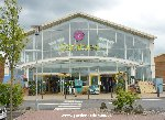 Dobbies Garden Centre in Perth entrance