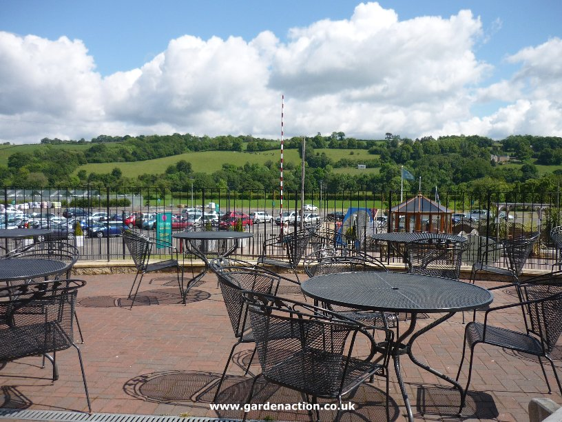 Dobbies Garden Furniture Sale We review the cafe at dobbies clyde valley outdoor seating at dobbies sandyholm cafe with spectacular views workwithnaturefo