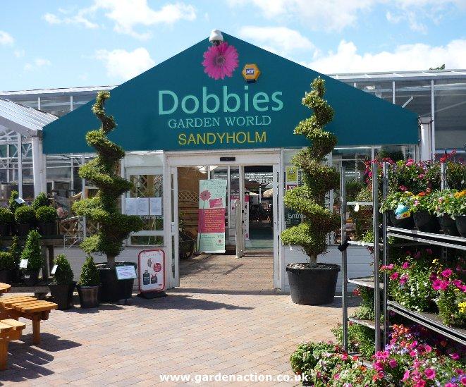 Garden Centre: Dobbies Garden Centre, Sandyholm