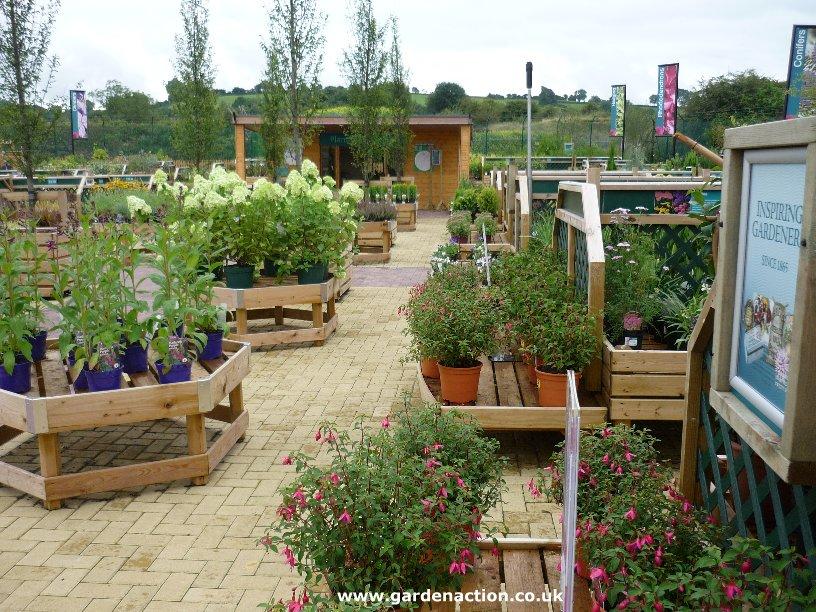 Garden Centre: Dobbies Garden Centre, Shepton Mallet