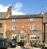 Farriers Arms pub in Todenham