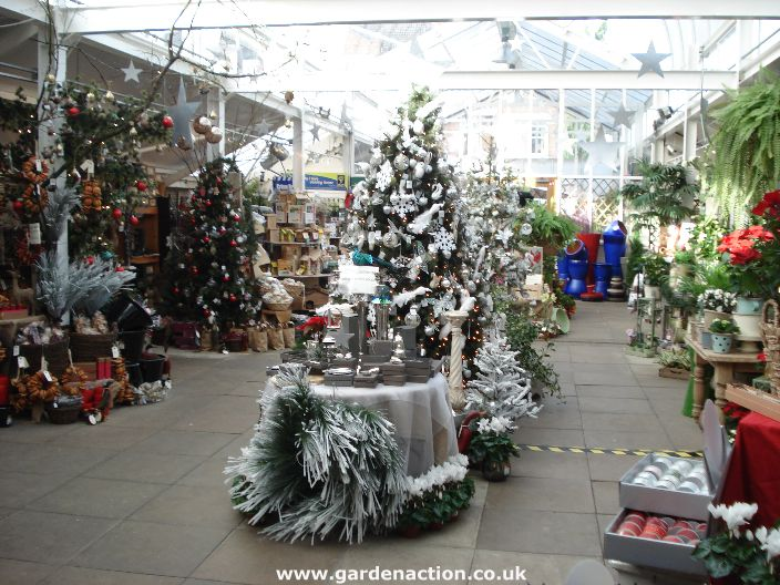 Garden Centre: The Fulham Palace Garden Centre, London