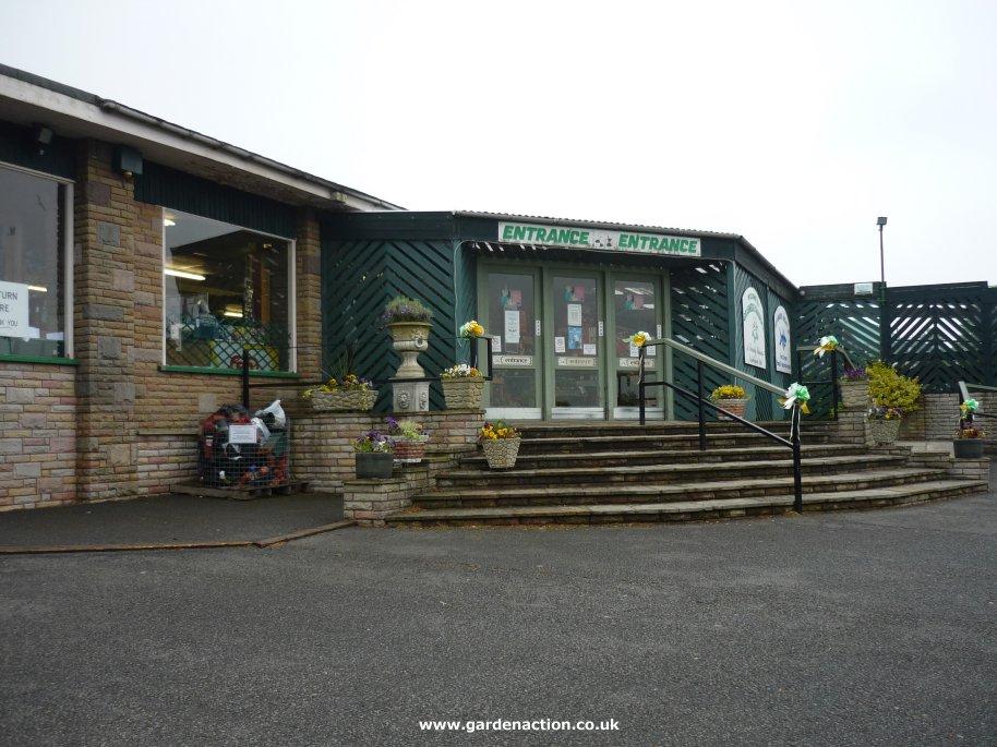 Garden Centre: Grasmere Garden Centre In Walsall