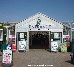 Entrance to Longacres Garden Centre, Bagshot