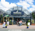 Melbicks Garden Centre entrance in Birmingham