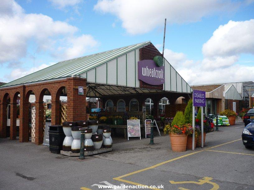 Garden Centre: Wheatcroft Garden Centre, Nottingham