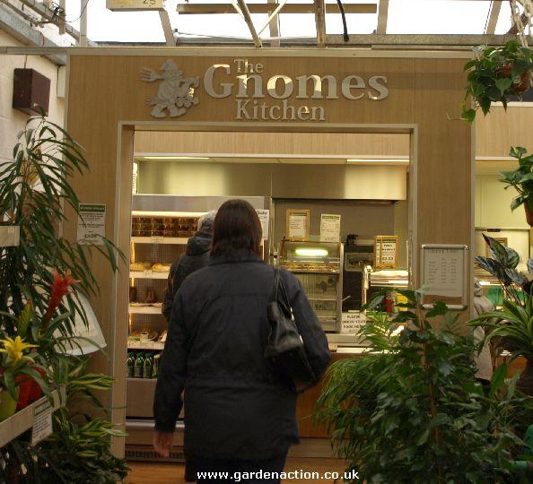 Kitchen Garden Cafe: The Cafe And More At Podington Garden Centre