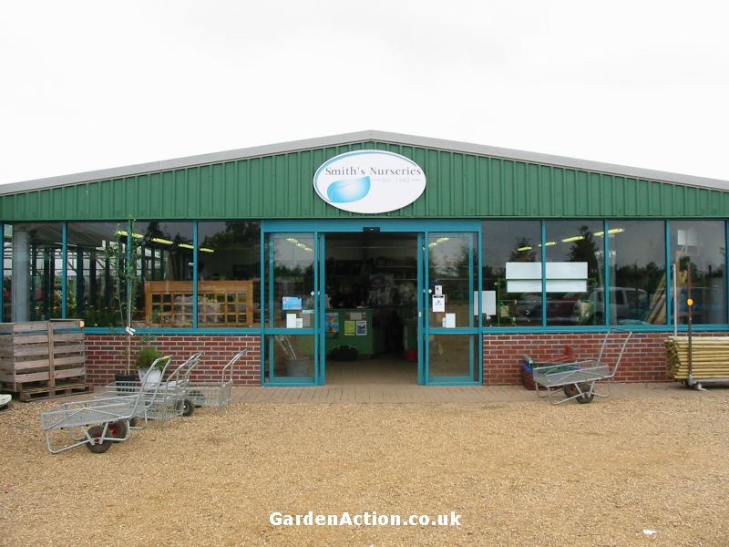 Garden Centre: Smith's Nurseries, Garden Centres In Coventry