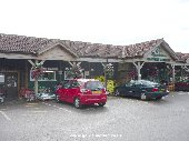 Entrance to Willowbrook Nursery and Garden Centre