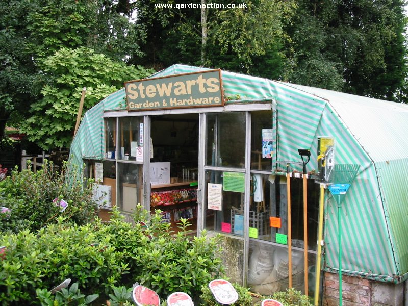 Willowpool garden centre and antiques review