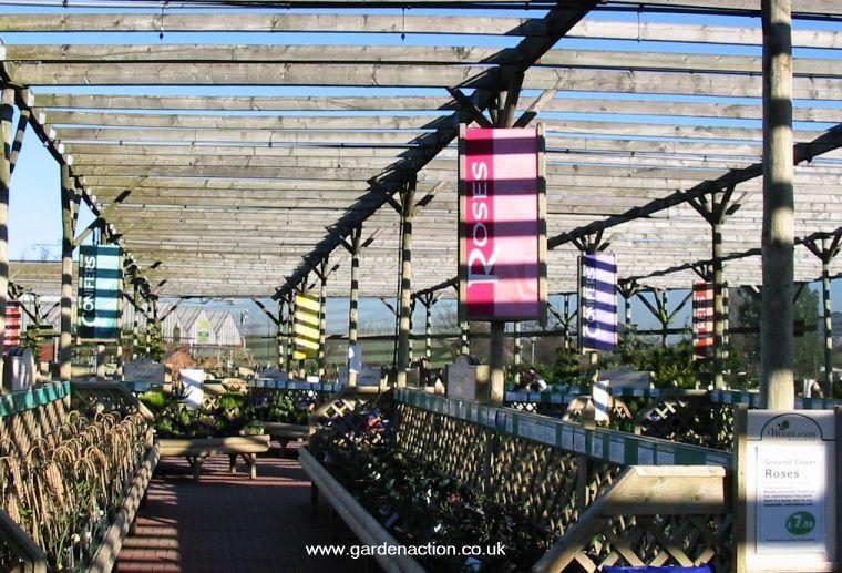 woodlands garden centre christmas decorations