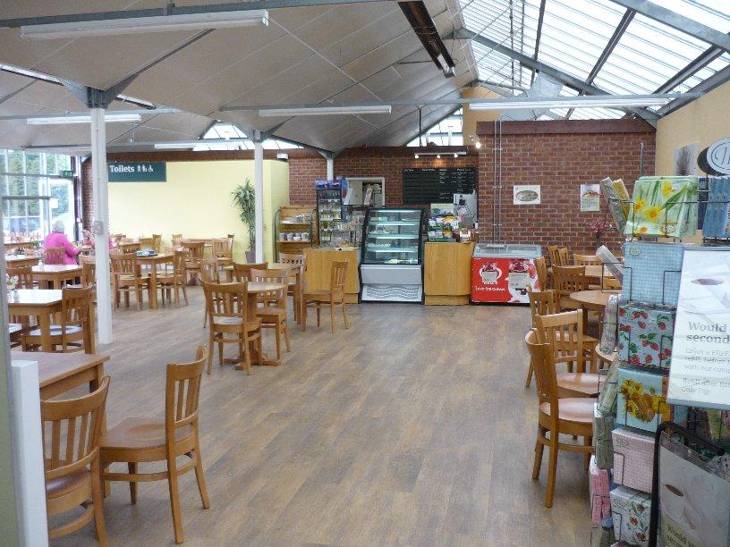 Garden Centre: Taunton Garden Centre (Wyevale