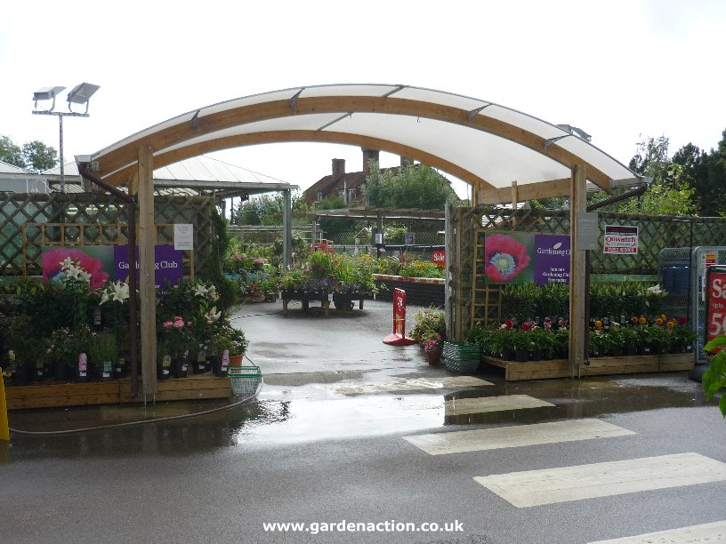 Taunton garden centre wyevale for Garden centre