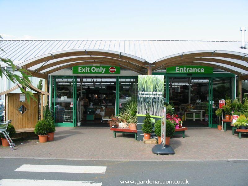 Garden Centre: Wyevale Garden Centre Stratford Upon Avon